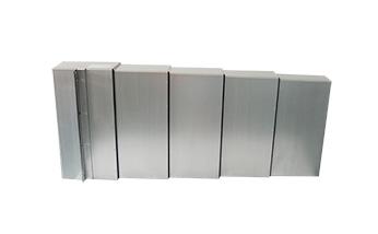 伸缩钣金防护罩